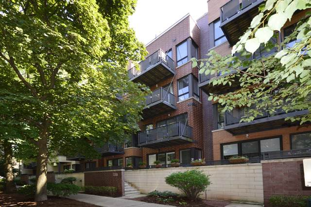 2255 W Wabansia Avenue #308, Chicago, IL 60647 (MLS #10610903) :: Property Consultants Realty