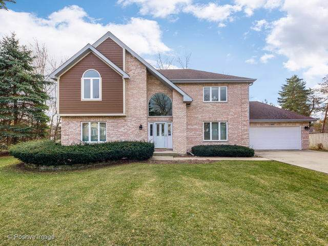 4865 Alexandra Court, Rolling Meadows, IL 60008 (MLS #10610931) :: The Perotti Group | Compass Real Estate
