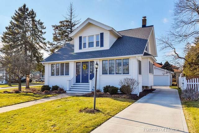 534 Western Avenue, Glen Ellyn, IL 60137 (MLS #10610945) :: Property Consultants Realty