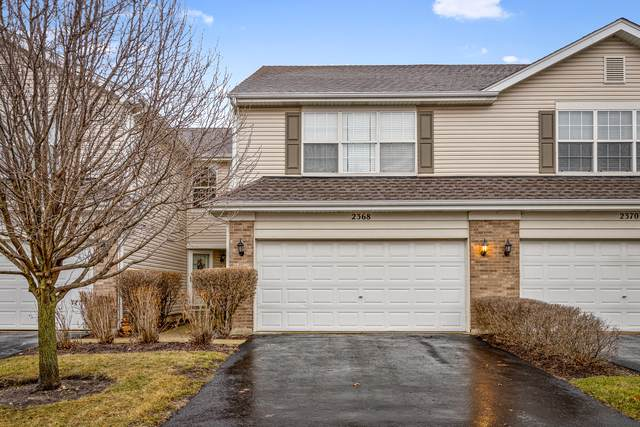 2368 Stoughton Circle #2368, Aurora, IL 60502 (MLS #10610967) :: Property Consultants Realty