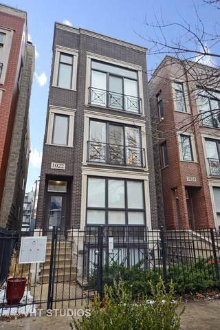 1022 N Paulina Street #2, Chicago, IL 60622 (MLS #10611010) :: Baz Realty Network | Keller Williams Elite