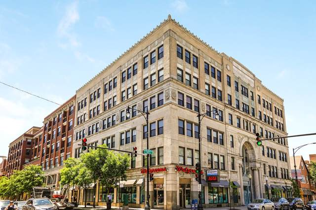 3150 N Sheffield Avenue #407, Chicago, IL 60657 (MLS #10611020) :: Lewke Partners