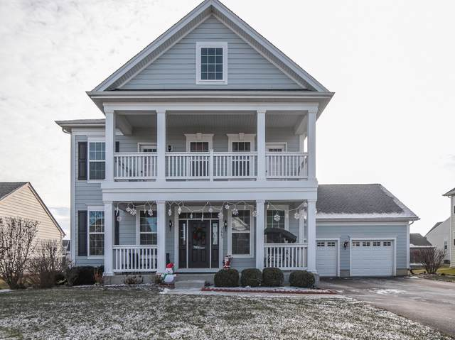 3663 Congressional Parkway, Elgin, IL 60124 (MLS #10611034) :: Angela Walker Homes Real Estate Group