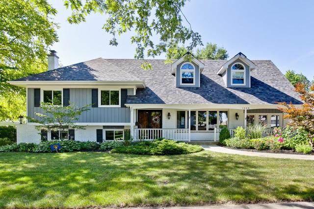 1009 Crestfield Avenue, Libertyville, IL 60048 (MLS #10611062) :: Baz Realty Network | Keller Williams Elite