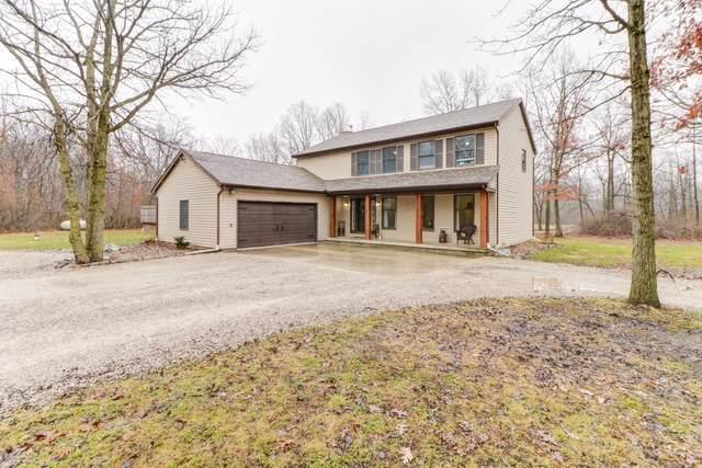 664 CR 3350 N, Fisher, IL 61843 (MLS #10611064) :: Ryan Dallas Real Estate