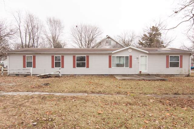 410 Livingston Street, Gridley, IL 61744 (MLS #10611081) :: Baz Realty Network | Keller Williams Elite