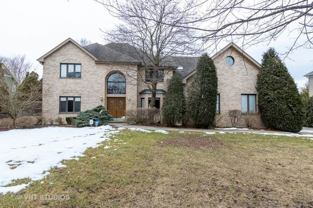 1540 S Benton Street, Palatine, IL 60067 (MLS #10611110) :: Helen Oliveri Real Estate
