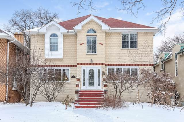 911 N Marion Street, Oak Park, IL 60302 (MLS #10611215) :: The Perotti Group   Compass Real Estate