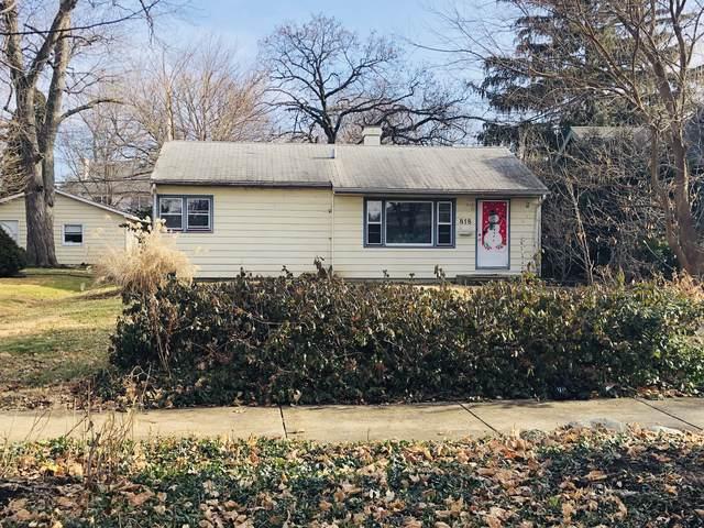 818 N Ellsworth Street, Naperville, IL 60563 (MLS #10611278) :: John Lyons Real Estate