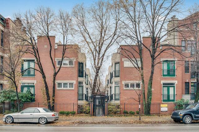 1842 N Halsted Street #2, Chicago, IL 60614 (MLS #10611291) :: John Lyons Real Estate