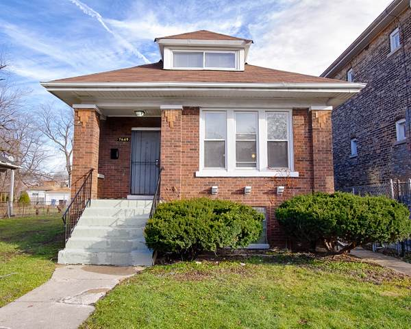 7649 S Bishop Street, Chicago, IL 60620 (MLS #10611292) :: Property Consultants Realty