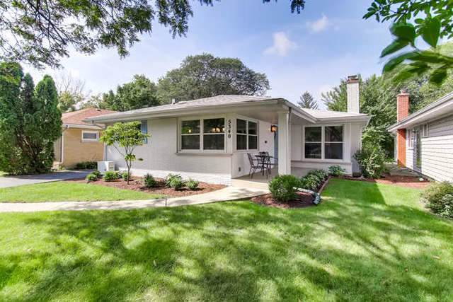5340 Woodland Avenue, Western Springs, IL 60558 (MLS #10611338) :: The Wexler Group at Keller Williams Preferred Realty