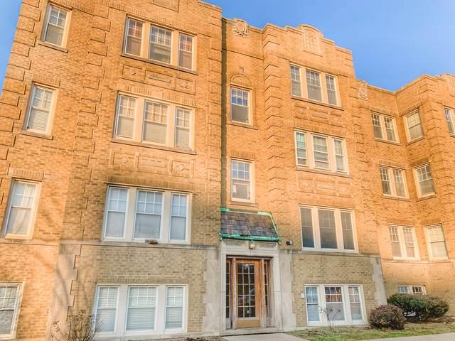 1126 Harrison Street #15, Oak Park, IL 60304 (MLS #10611419) :: Angela Walker Homes Real Estate Group