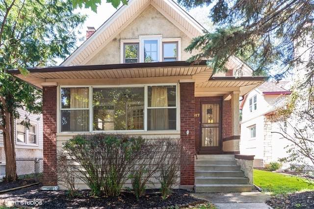 817 N Humphrey Avenue, Oak Park, IL 60302 (MLS #10611428) :: Angela Walker Homes Real Estate Group