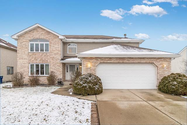 5631 Feathercreek Road, Matteson, IL 60443 (MLS #10611462) :: John Lyons Real Estate