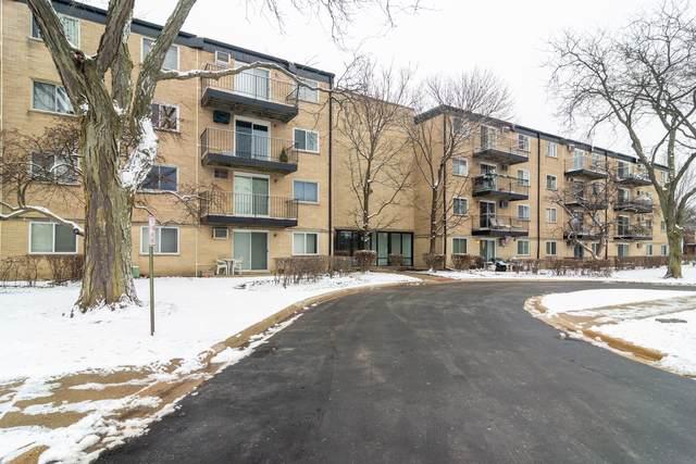 2424 E Oakton Street 4J, Arlington Heights, IL 60004 (MLS #10611495) :: Suburban Life Realty
