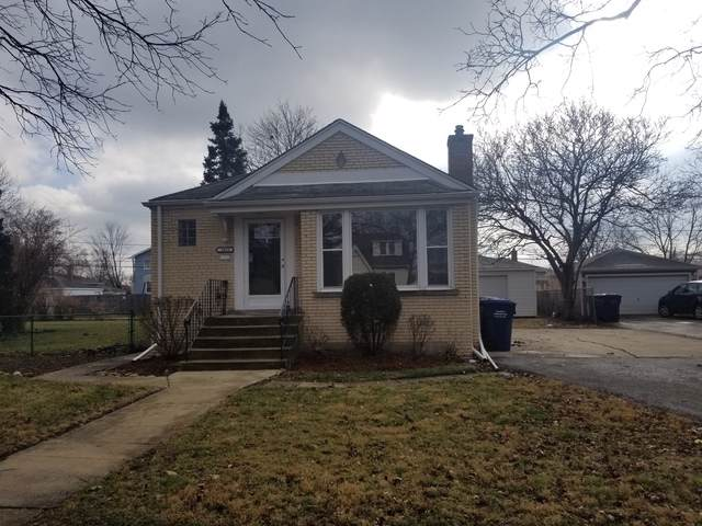 2823 W 99th Street, Evergreen Park, IL 60805 (MLS #10611496) :: Angela Walker Homes Real Estate Group