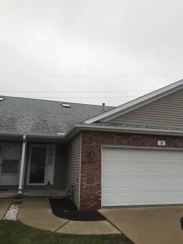 9 Edvardinsh Way, Bloomington, IL 61701 (MLS #10611508) :: Janet Jurich
