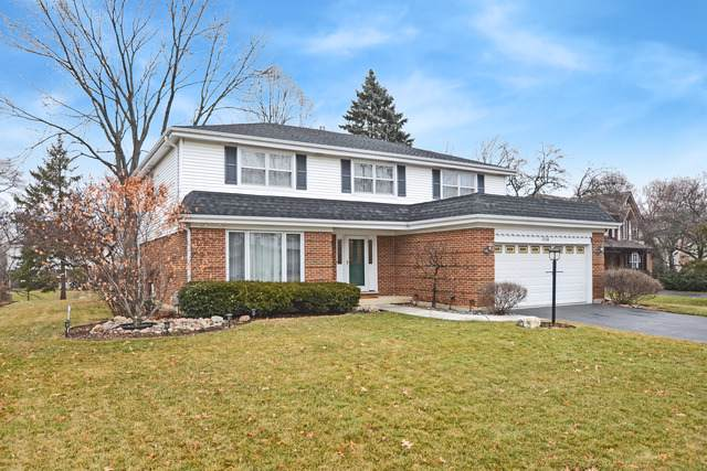 1338 W Saint James Court, Palatine, IL 60067 (MLS #10611516) :: John Lyons Real Estate
