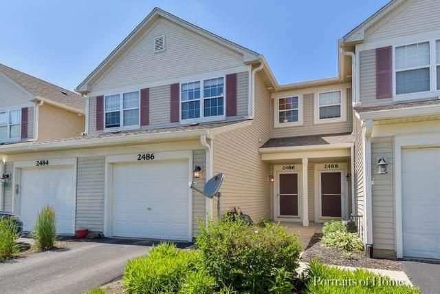2486 Golf Ridge Circle, Naperville, IL 60563 (MLS #10611592) :: Ryan Dallas Real Estate