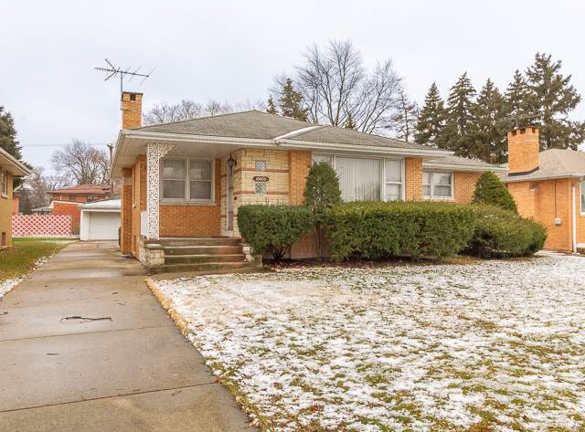 10655 Dorchester Street, Westchester, IL 60154 (MLS #10611613) :: Angela Walker Homes Real Estate Group