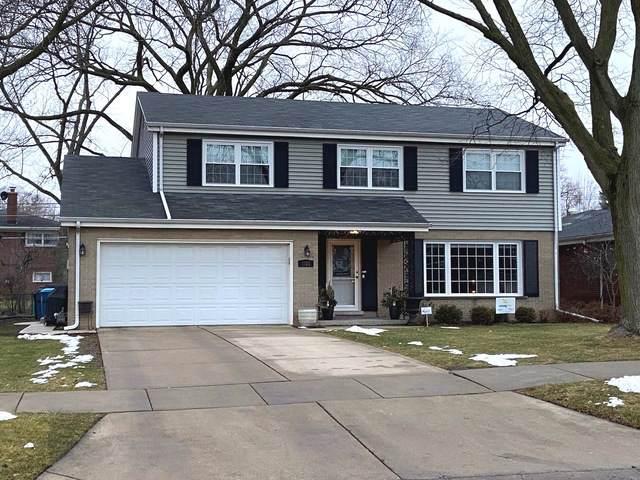 1132 S Stone Avenue, La Grange, IL 60525 (MLS #10611643) :: The Wexler Group at Keller Williams Preferred Realty