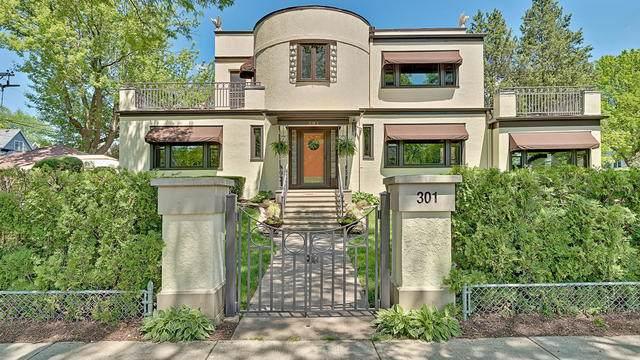 301 W Cossitt Avenue, La Grange, IL 60525 (MLS #10611683) :: The Wexler Group at Keller Williams Preferred Realty