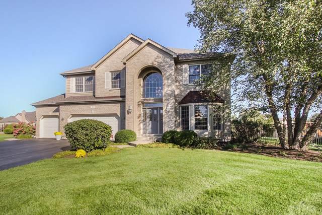 521 Clover Drive, Algonquin, IL 60102 (MLS #10611728) :: Ryan Dallas Real Estate
