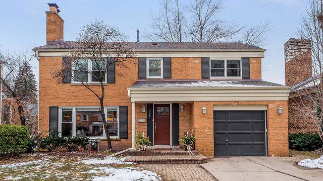 822 S Ashland Avenue, La Grange, IL 60525 (MLS #10611756) :: The Wexler Group at Keller Williams Preferred Realty