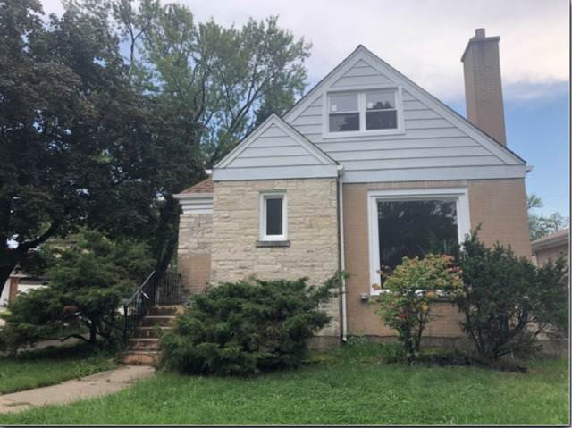 7301 W Coyle Avenue, Chicago, IL 60631 (MLS #10611761) :: John Lyons Real Estate