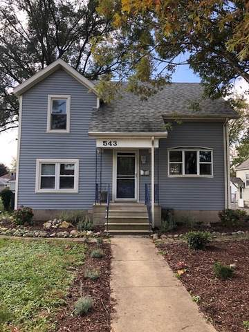 543 E 3rd Street, Lockport, IL 60441 (MLS #10611788) :: The Wexler Group at Keller Williams Preferred Realty