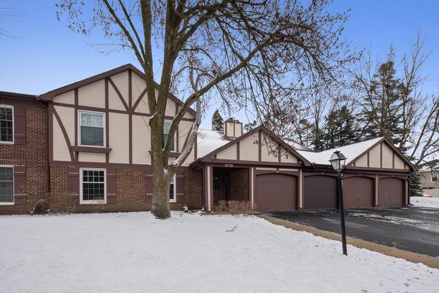2710 Northampton Drive D1, Rolling Meadows, IL 60008 (MLS #10611794) :: The Perotti Group | Compass Real Estate