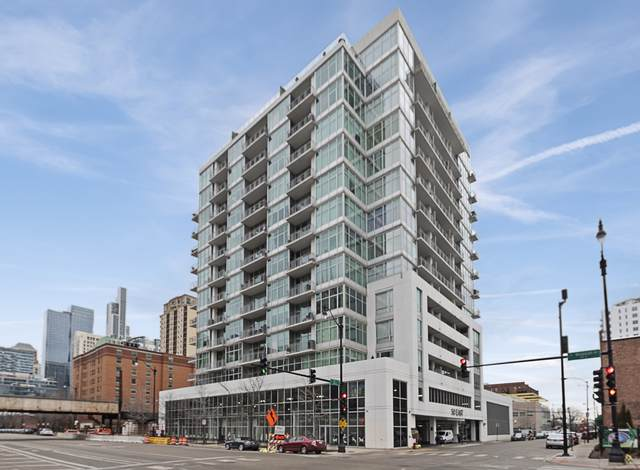 50 E 16th Street #508, Chicago, IL 60616 (MLS #10611821) :: Touchstone Group