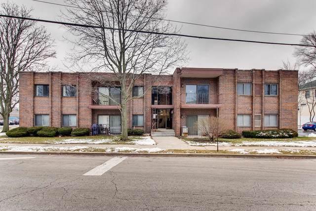 105 S Arlington Avenue #103, Elmhurst, IL 60126 (MLS #10611832) :: John Lyons Real Estate