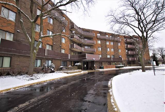 850 Wellington Avenue #213, Elk Grove Village, IL 60007 (MLS #10611836) :: Berkshire Hathaway HomeServices Snyder Real Estate