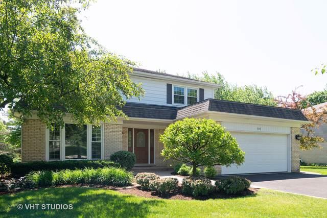501 S Brighton Lane, Palatine, IL 60067 (MLS #10611885) :: John Lyons Real Estate