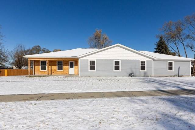 410 W Oak Street, Coal City, IL 60416 (MLS #10611919) :: Ryan Dallas Real Estate