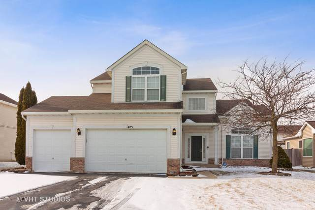 425 Foxborough Trail, Bolingbrook, IL 60440 (MLS #10611938) :: Berkshire Hathaway HomeServices Snyder Real Estate