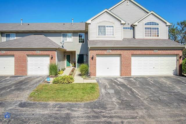 3321 Blue Ridge Drive #3321, Carpentersville, IL 60110 (MLS #10611943) :: Suburban Life Realty