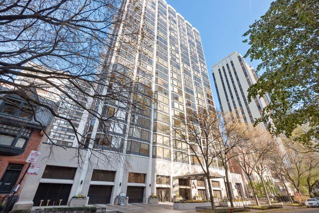 50 E Bellevue Place #2703, Chicago, IL 60611 (MLS #10611947) :: Property Consultants Realty