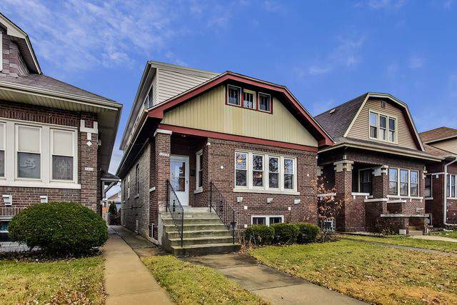 5137 W George Street, Chicago, IL 60641 (MLS #10611955) :: Angela Walker Homes Real Estate Group