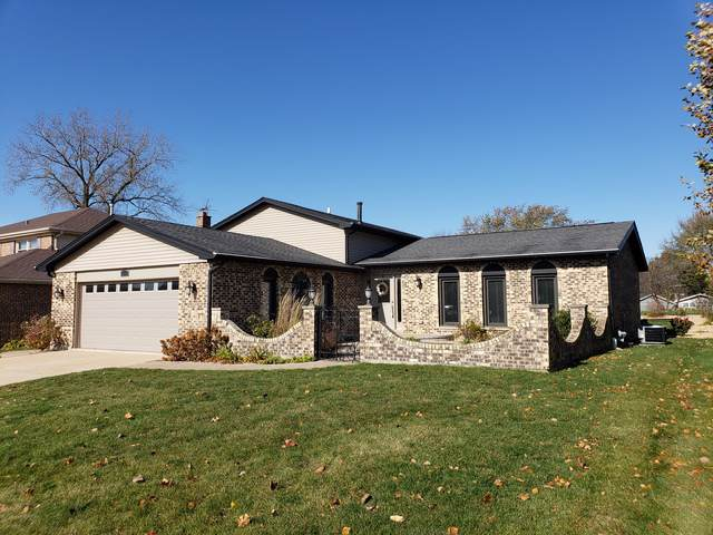 574 Mistic Harbour Lane, Schaumburg, IL 60193 (MLS #10611964) :: John Lyons Real Estate