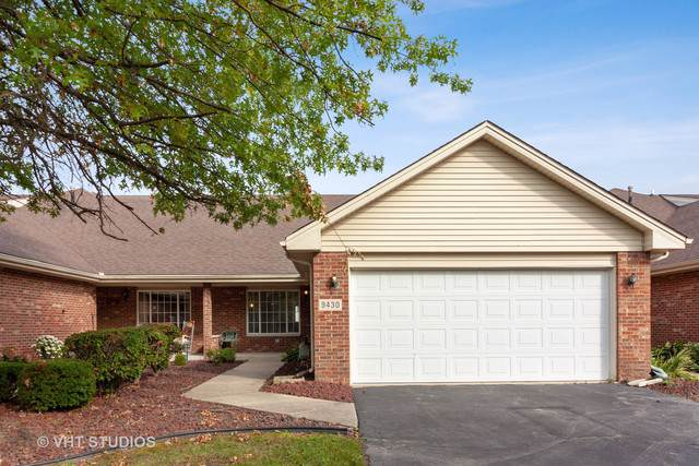 9430 W 166th Court, Orland Park, IL 60467 (MLS #10611975) :: The Mattz Mega Group