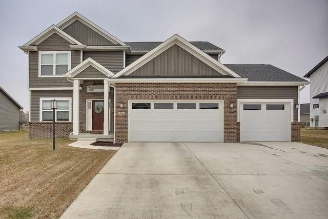 506 Country Ridge Drive, Mahomet, IL 61853 (MLS #10612025) :: Ryan Dallas Real Estate