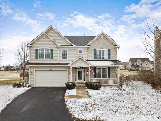 820 Cole Court, Plano, IL 60545 (MLS #10612032) :: Littlefield Group