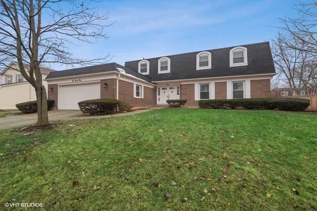 663 S Mallard Drive, Palatine, IL 60067 (MLS #10612054) :: John Lyons Real Estate