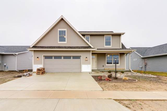 1703 E Horizon Lane, Urbana, IL 61802 (MLS #10612111) :: Ryan Dallas Real Estate