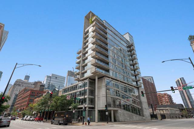 201 W Grand Avenue #602, Chicago, IL 60654 (MLS #10612164) :: Property Consultants Realty