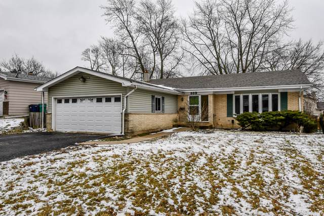 339 Manor Hill Court, Lombard, IL 60148 (MLS #10612183) :: Angela Walker Homes Real Estate Group