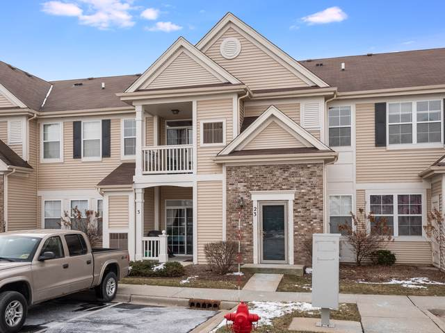 2245 Aurora Drive #23, Pingree Grove, IL 60140 (MLS #10612185) :: Berkshire Hathaway HomeServices Snyder Real Estate